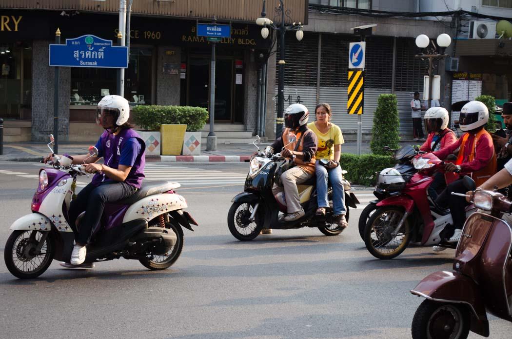 cestovanie do Thajska