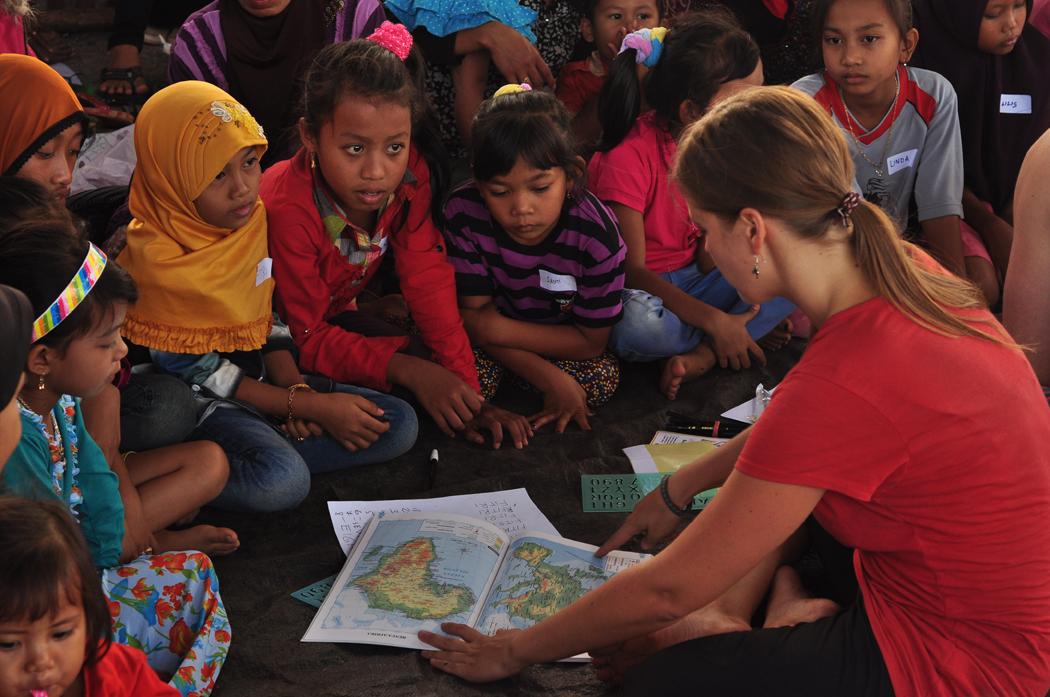 dobrovoľníctvo vo svete