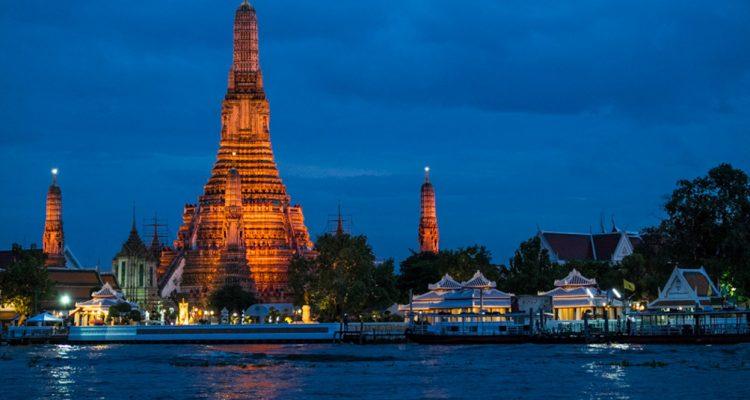 čo robiť v Bangkoku
