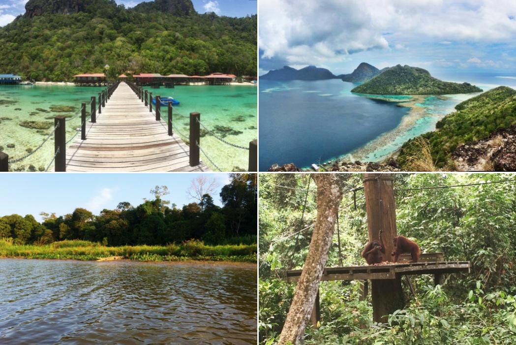 kam cestovat bez turistov