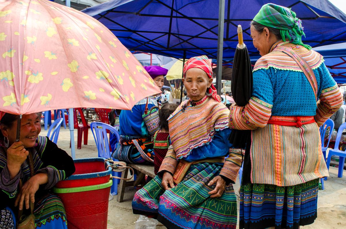 trh Bac Ha, Vietnam