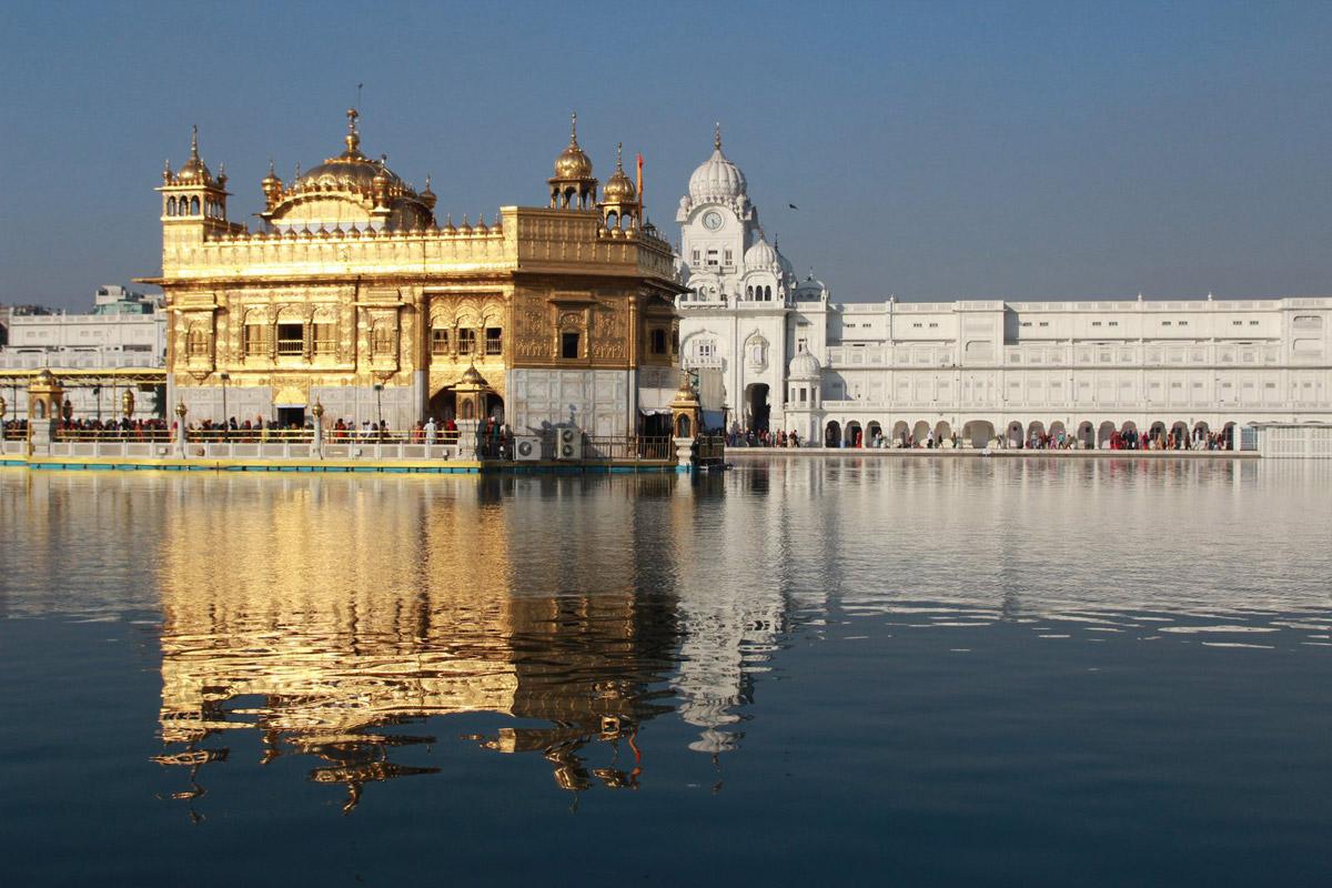 Kam do Indie Amritsar