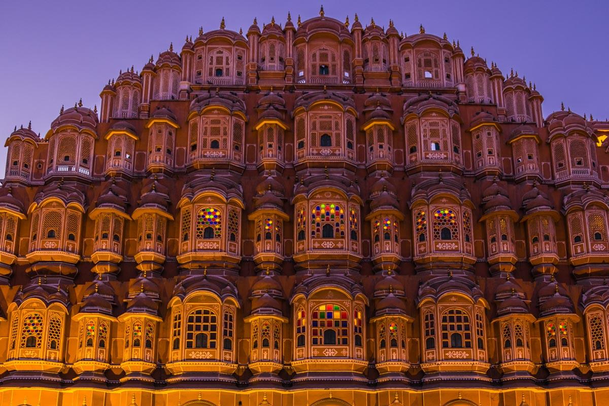 Kam do Indie Jaipur
