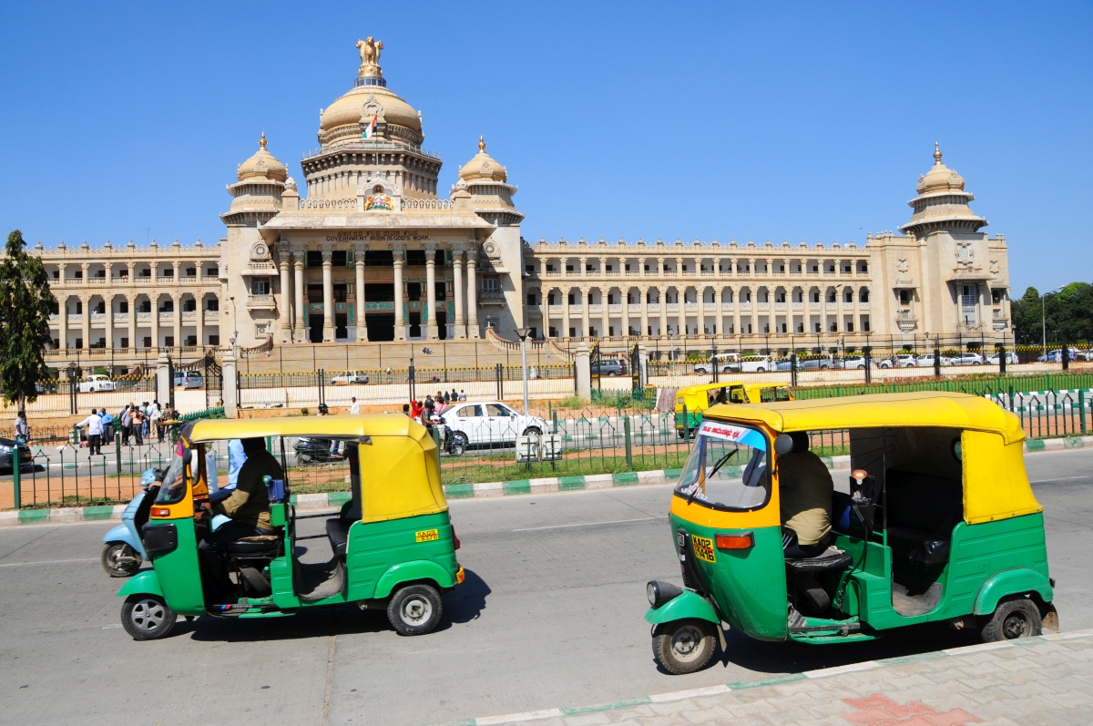 Kam do Indie Bangalore