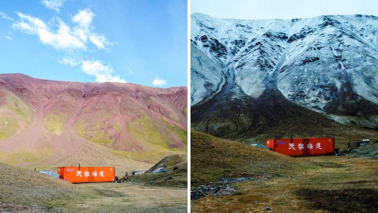 cestovanie do Kirgizska