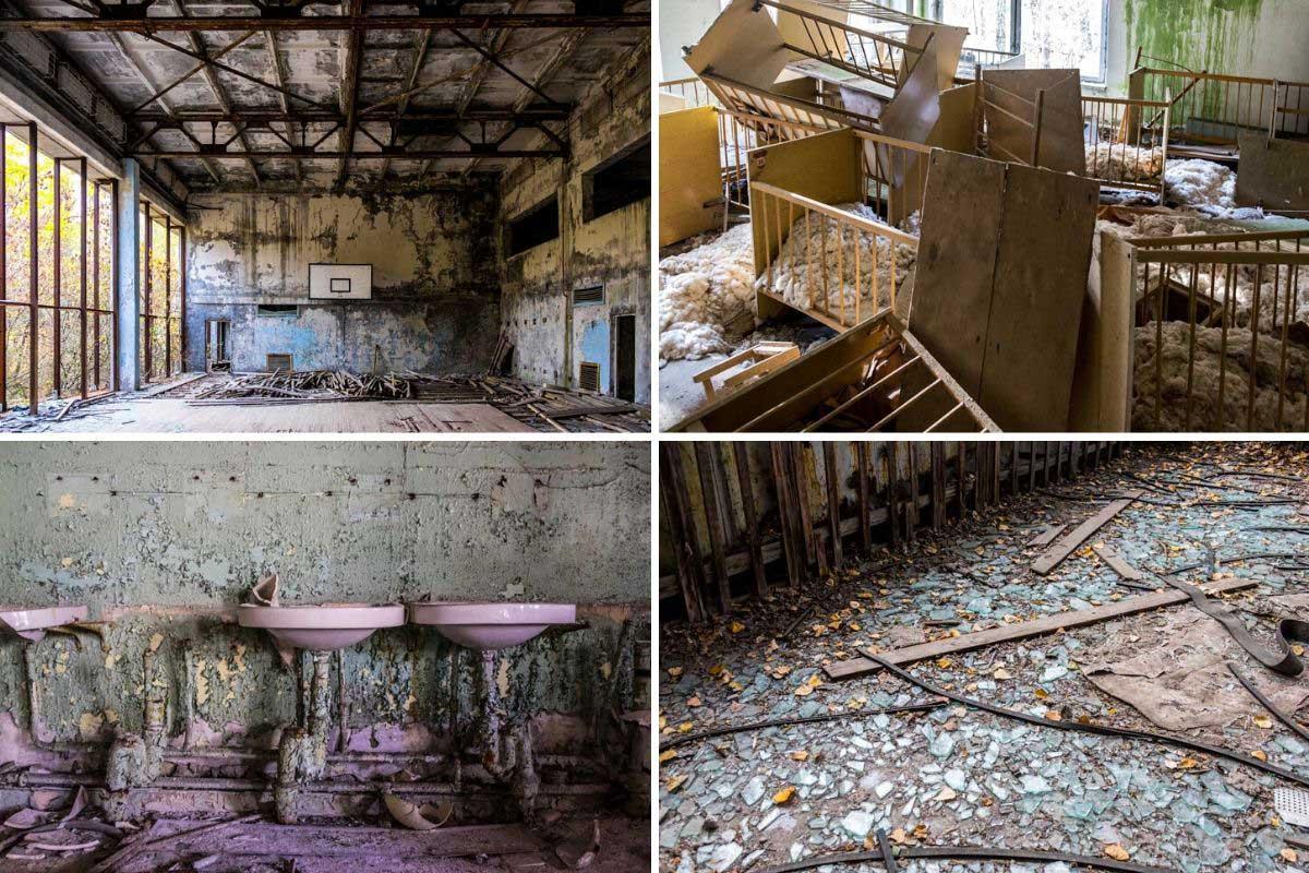 výlet do Černobyľa