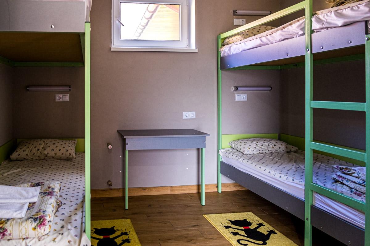 kde sa ubytovať v Kamianec-Podiľskyj