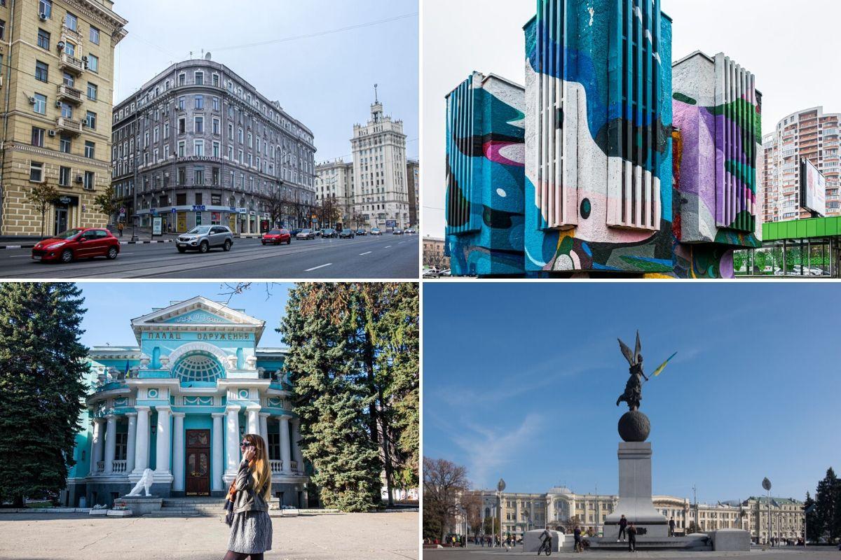 mesto Charkiv
