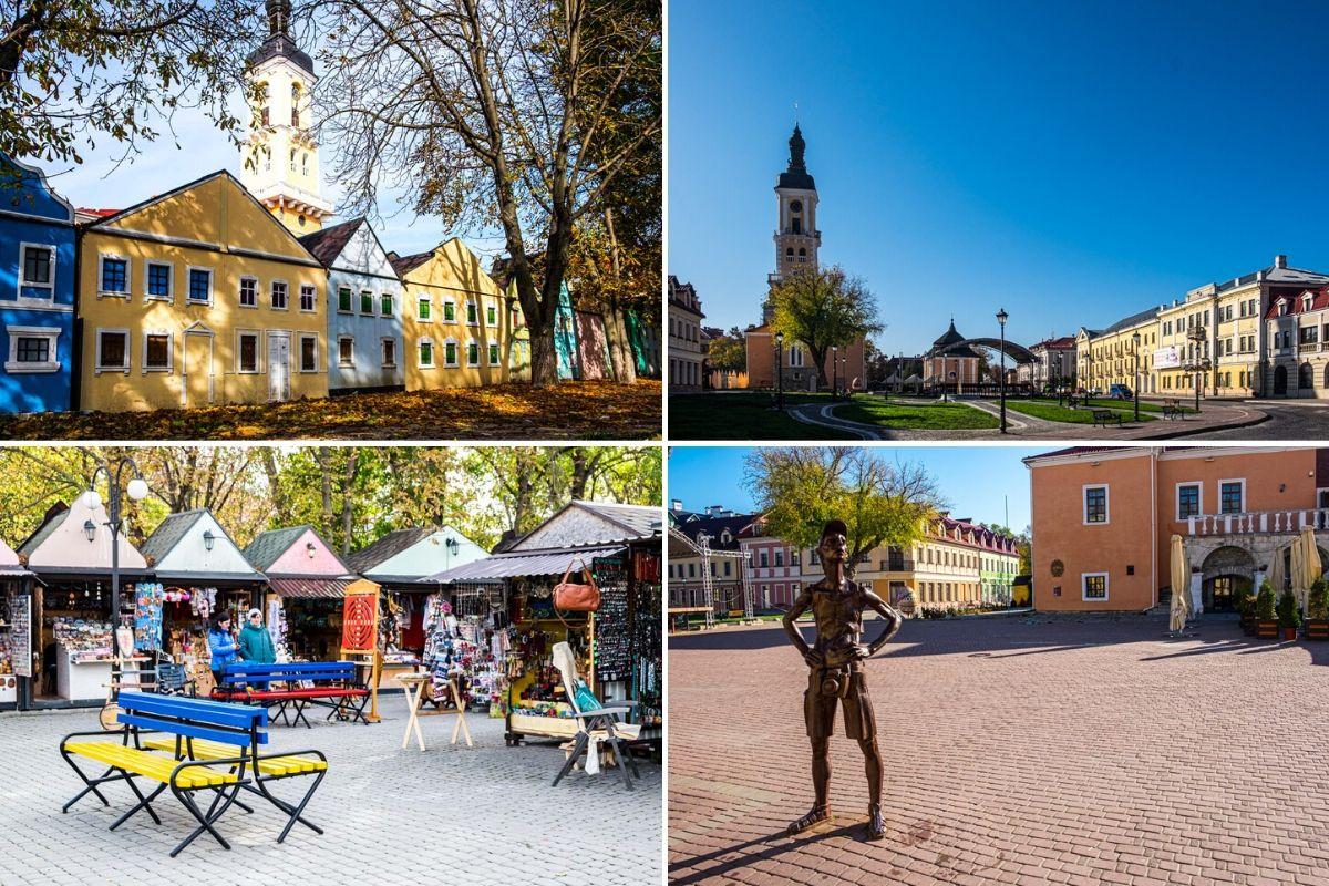 mesto Kamianec-Podiľskyj